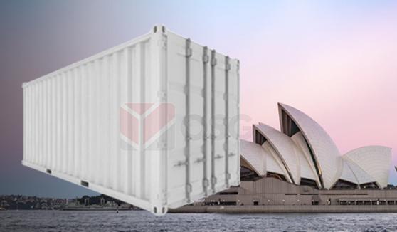 OSG container supplier in Australia
